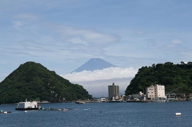 富士山0713